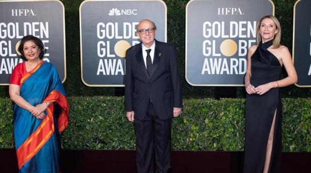 La 78 edición de los Globos de Oro arrancó la noche de este 28 de febrero del 2021. Foto: EFE