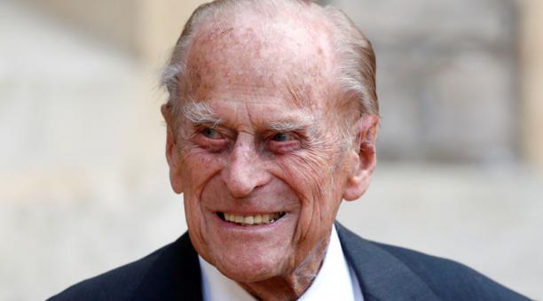 El príncipe Felipe fue llevado al hospital para realizarse exámenes cardíacos y ha permanecido hospitalizado. Foto: Reuters