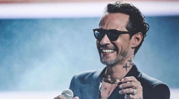 El cantante puertorriqueño, Marc Anthony, ofrecerá un concierto virtual llamado 'Una noche'. Foto: Instagram marcanthony