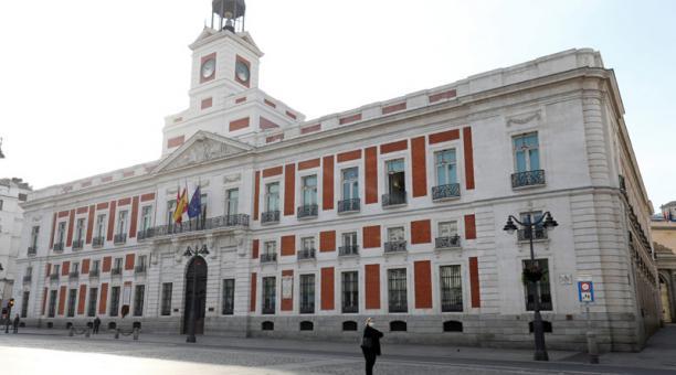 Las marchas por el Día de la Mujer estarán prohibidas en España este 2021 debido a los contagios de covid-19. Foto: REUTERS.