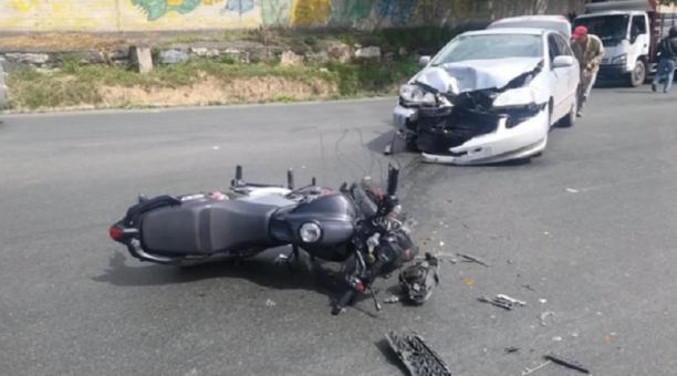 Un accidente entre padre e hijo sucedió en el norte de Argentina.