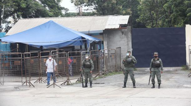 La Corte Constitucional se pronunció sobre la crisis carcelaria en el Ecuador y solicitó que el Ejecutivo informe mensualmente sobre mejoras en sistema penitenciario del país. Foto: EL COMERCIO