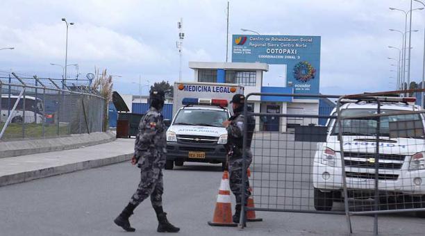 Motines en cárceles del Ecuador dejaron 79 privados de la libertad muertos el pasado 23 de febrero del 2021. Foto: EL COMERCIO