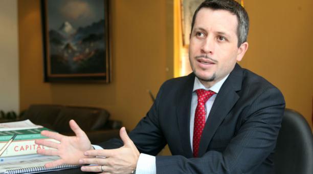Entrevista a Mateo Villalbaexgerente del Banco Central y catedrático universitario. Foto: Archivo / EL COMERCIO
