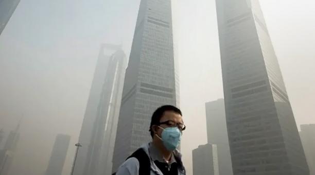 China es el mayor emisor de gases de efecto invernadero en el mundo. Durante la pandemia,estos disminuyeron