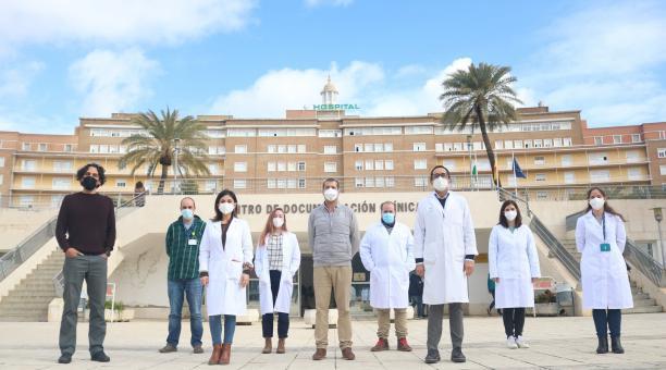 Los fármacos antipsicóticos podrían tener un efecto protector frente al SARS-CoV-2. Foto: @HospitalUVRocío
