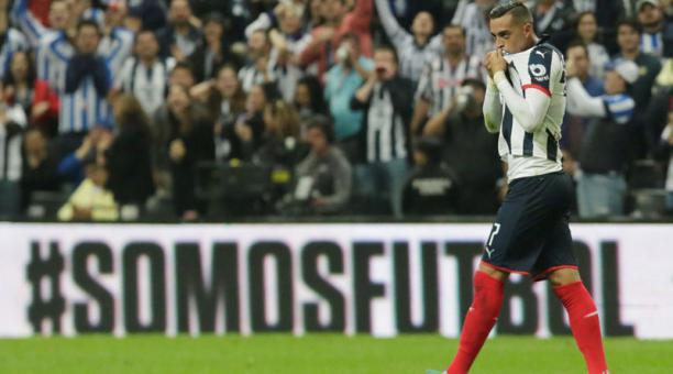 Rogelio Funes Mori, futbolista del Monterrey en tel orneo mexicano. Foto: Archivo / Reuters