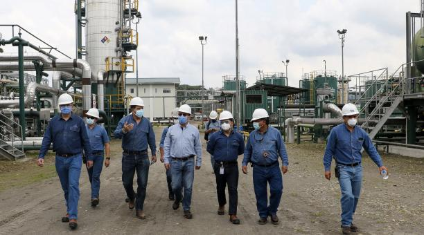 Petroecuador informó que mantendrá el perfil de producción del Bloque 43 – ITT en 60 000 barriles, durante todo el 2021. Foto: Twitter EP Petroecuador