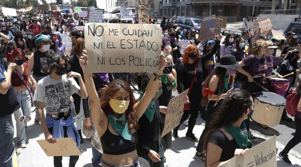 La pandemia del coronavirus impactó más a las mujeres en Ecuador, según ONU Mujeres. Foto: Diego Pallero/ EL COMERCIO.
