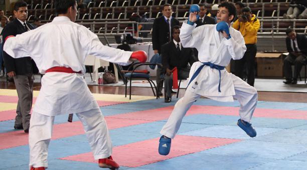 La Premier de karate de Lisboa será del 30 de abril al 2 de mayo. EL torneo será clasificatorio para los Juegos Olímpicos. Foto: archivo / EL COMERCIO