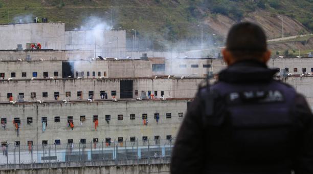 Instituciones del Estado tienen cinco días para reducir la sobrepoblación carcelaria en el país. Foto: Lineida Castillo/ EL COMERCIO