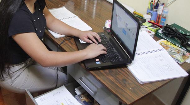 El BGU es el período de estudios en el que se obtiene el grado de bachiller. Foto: Archivo / EL COMERCIO