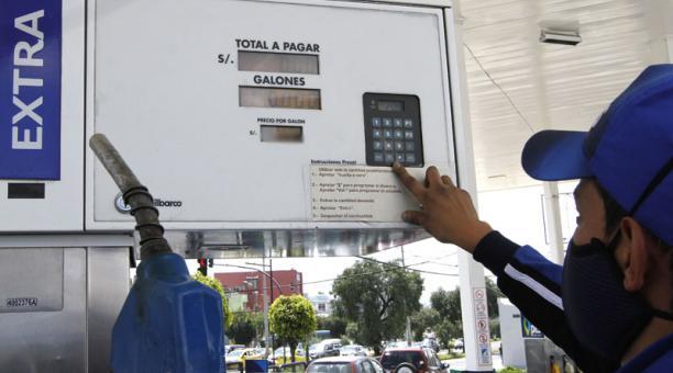 Desde el 11 de marzo hasta el 11 de abril rigen nuevos precios de gasolinas en Ecuador. Foto: Archivo/ EL COMERCIO
