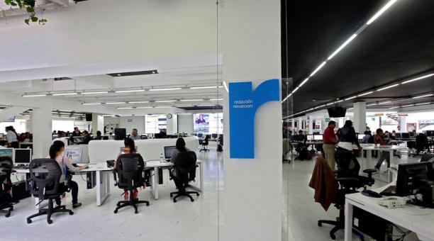 Diario EL COMERCIO destaca también en el segundo puesto de la categoría Información y Comunicación del Ranking Sectorial. Foto: Archivo / EL COMERCIO