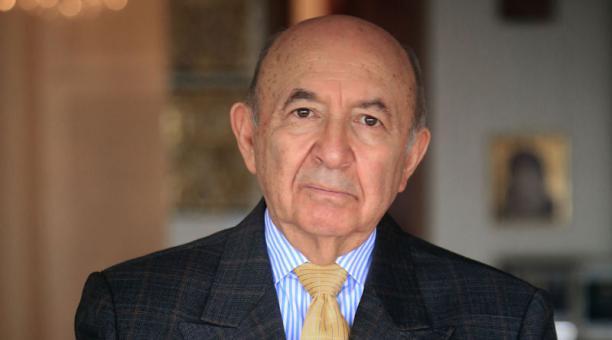 El canciller Luis Gallegos renunció a su cargo el jueves 11 de marzo del 2021. Foto: Archivo/ EL COMERCIO.