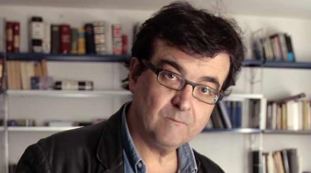 El escritor español acaba de publicar 'Independencia', una novela ambientada en Barcelona, durante el 2025. Foto: archivo/el comercio
