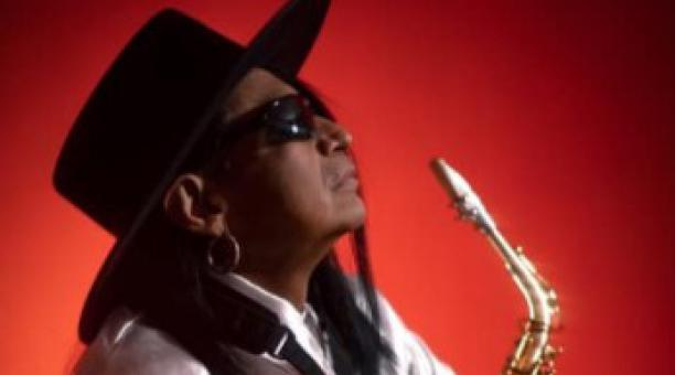 Eulalio Cervantes Galarza 'Sax', integrante y fundador de la banda de rock-ska Maldita Vecindad, falleció el 14 de marzo del 2021 por complicaciones del covid-19. Foto: Twitter Maldita Vecindad