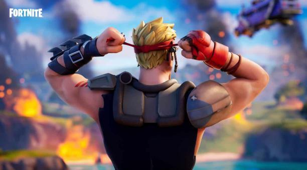 El agente Jonesy es uno de los personajes más famosos de Fortnite. Captura