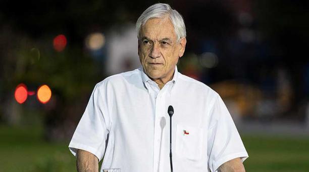 El presidente de Chile, Sebastián Piñera, aseguró que la tarea de vacunar a la población fue