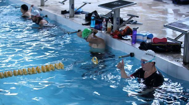 Las piscinas de El Batán y La Jipijapa abrirán sus puertas al público general desde el 29 de marzo del 2021. Foto: Archivo / EL COMERCIO