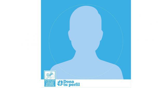 """La Fundación invita a los usuarios de redes sociales a donar la """"foto de perfil por un día"""
