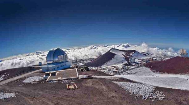 Imagen referencial: China construye el telescopio más grande del mundo en la montañosa zona del Tíbet. Pixabay