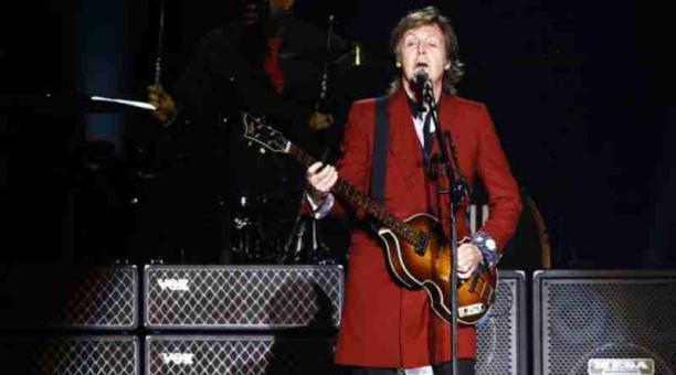 McCartney lanzó su primer libro para niños en 2019. Foto: Archivo/El Comercio.