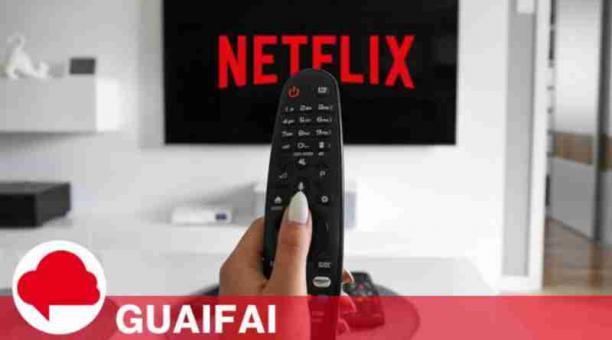 Netflix está entre las plataformas de televisión que más usuarios tiene en el mundo. Foto: Pixabay.
