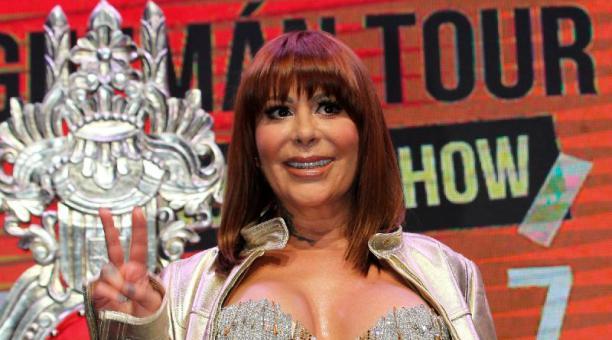 La cantante mexicana Frida Sofía negó que haya hecho una