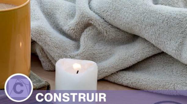Imagen referencial. Las mantas y textiles para el hogar son pequeños aliados para incrementar la calidez en el área social y dormitorio. Foto: Pixabay.