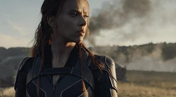 Fotograma de la película 'Viuda Negra' protagonizada por Scarlett Johansson. Foto: imdb.com