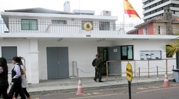 El Consulado de España en Quito emitió el comunicado la tarde de este martes 23 de marzo del 2021. Foto: Archivo / EL COMERCIO