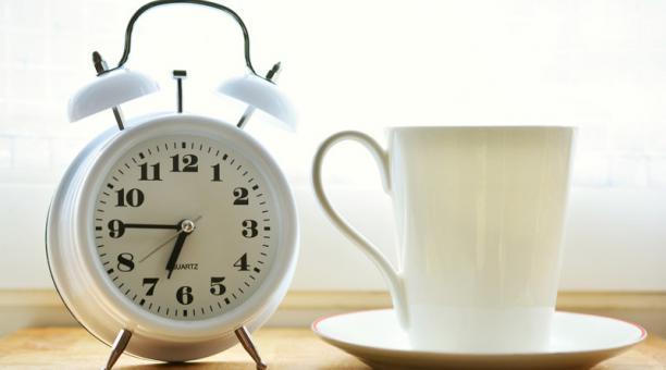 Imagen referencial. Hay cantidades y horarios ideales para consumir café sin que afecte a la calidad del sueño. Foto: Pixabay