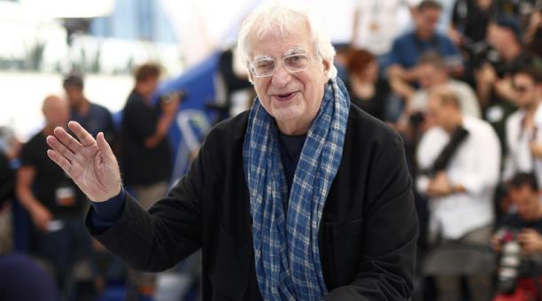 Bertrand Tavernier, reconocido cineasta francés, falleció este jueves 25 de marzo del 2021. Foto: EFE
