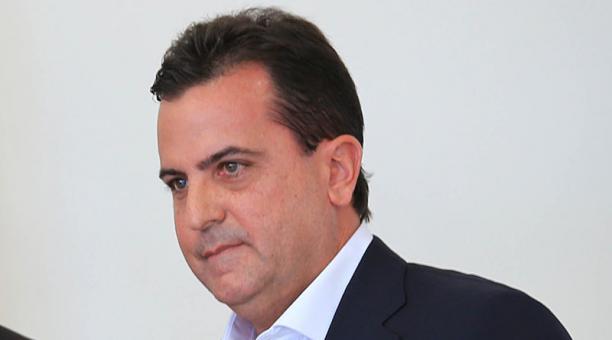El expresidente de Seguros Sucre, Juan Ribas, fue condenado a cuatro años y tres meses de cárcel en EE.UU. Foto: Archivo/ EL COMERCIO.
