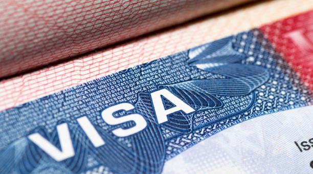 Imagen referencial. Las visas de turismo y negocios a EE.UU. emitidas desde el próximo 8 de abril del 2021 para ecuatorianos tendrán una validez de 10 años. Foto: Us Embassy.