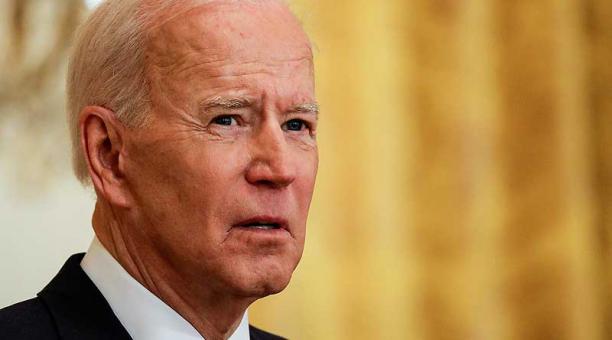 Para frenar la migración, el Gobierno de Joe Biden está impulsando soluciones de empleo temporal. Foto: Reuters