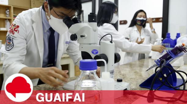 El equipo está integrado por un grupo multidisciplinario de biólogos, biotecnólogos y médicos de la USFQ.