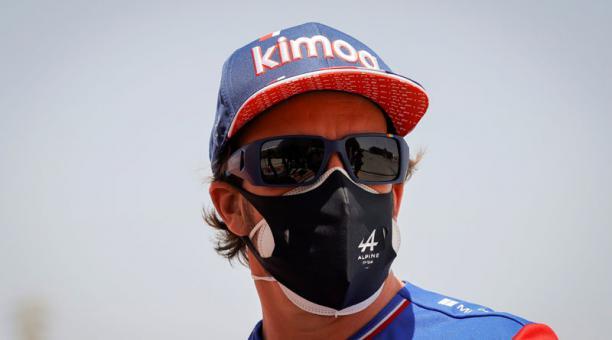 El piloto español Fernando Alonso regresó esta temporada al campeonato mundial de Fórmula 1. Foto: EFE
