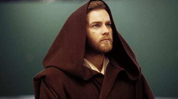 El actor Ewan McGregor interpretó a Obi-Wan Kenobi en la película 'Star Wars: Episodio II - El ataque de los clones' estrenada en 2002. Foto: imdb.com