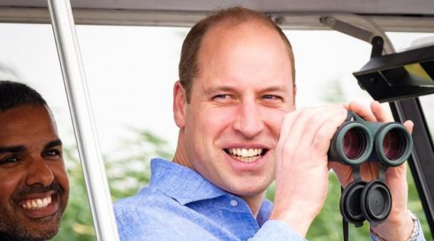 El duque de Cambridge está asociado a la palabra 'sexy' millones de veces en la internet. Foto: Captura de @kensingtonroyal