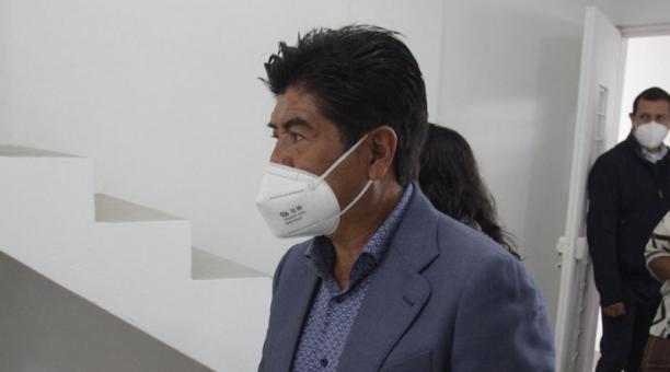 El Concejo Metropolitano de Quito no se instaló este 30 de marzo del 2021 debido a falta de cuórum. Foto: Patricio Terán/ EL COMERCIO.