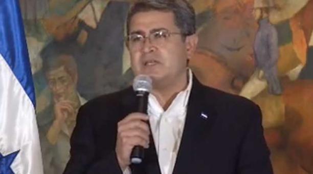 El hermano del presidente de Honduras, Juan Orlando Hernández, fue declarado culpable de narcotráfico en 2019 y podría ser sentenciado a una pena mínima de 40 años y a una máxima de cadena perpetua. Foto: captura