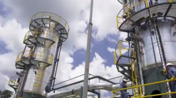 Petroecuador aplaza el proceso para cotizar en bolsa. Foto: Twitter Petroecuador