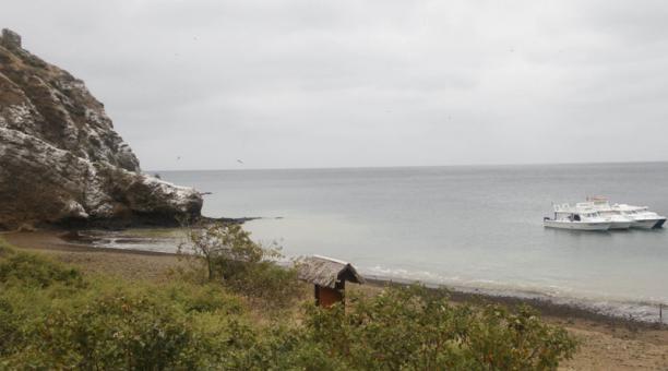 El Parque Nacional Machalilla es una de las 13 áreas protegidas de la Costa que no abrirá durante el feriado de Semana Santa. Foto: Archivo/ EL COMERCIO.