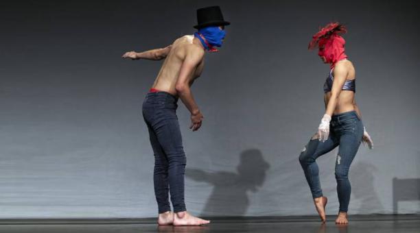 La Compañía Nacional de Danza? estrena dos obras. Las presentaciones virtuales son del 1 al 4 de abril, a las 19:00. Foto: cortesía Compañía Nacional de Danza del Ecuador