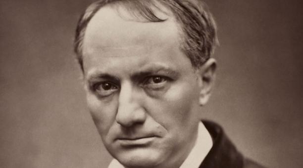 Baudelaire hizo apuntes a una de las ediciones de 'Las flores del Mal', que publicó cuando tenía 36 años. Fotos: Wikipedia