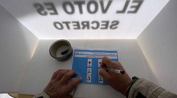 Imagen referencial. Participación Ciudadana realizó algunas propuestas al CNE de cara a las elecciones de la segunda vuelta. Foto: Patricio Terán / EL COMERCIO