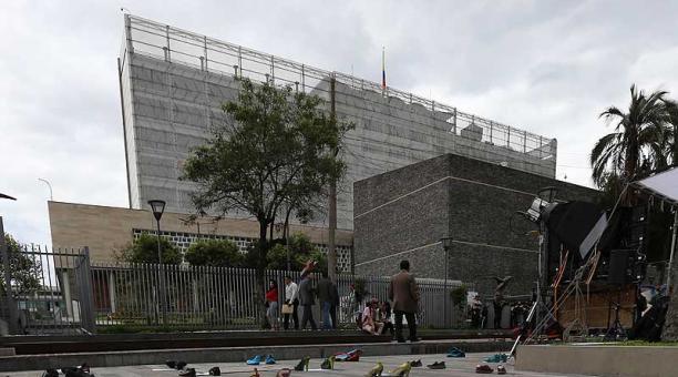 Imagen referencial. La medida se aplicará para unos 1 175 funcionarios de la Asamblea. Foto: archivo / EL COMERCIO