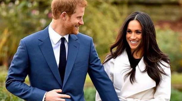 El príncipe Enrique y Meghan Markle serán las productores de una serie en Netflix. Foto: Instragram / Sussexroyal